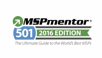 TeamLogic IT Named to the 2016 MSPmentor 501